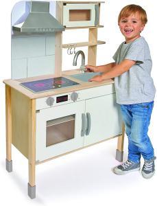 cocina de juguete de madera Eichhorn