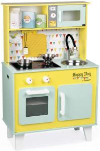 cocina de juguete happy day de janod