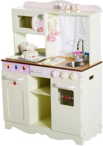 cocina de juguete grande Homcom