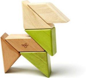bloques de madera magneticos viaje