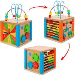 caja de actividades WOOMAX
