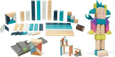 tegu bloques de madera magneticos